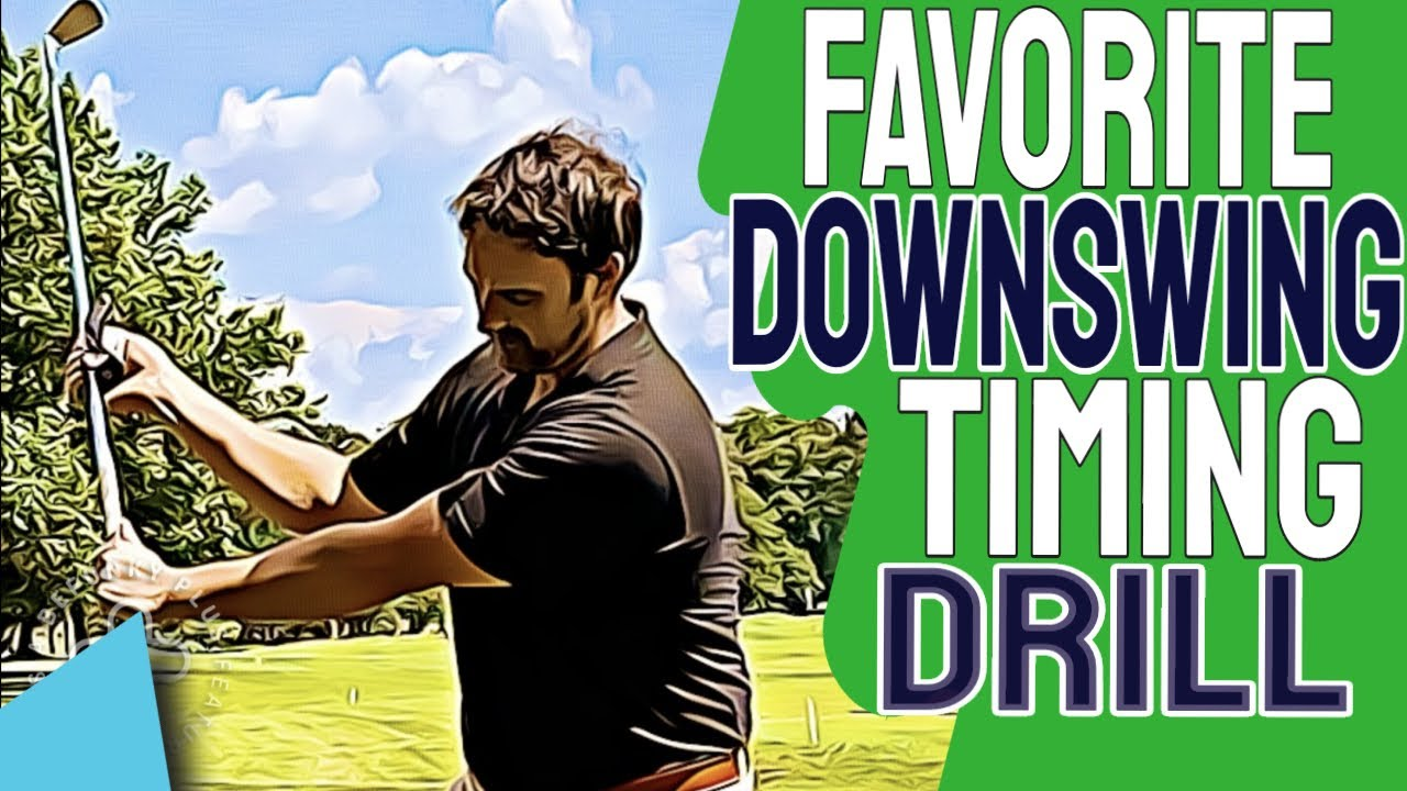 downswing sequence drill