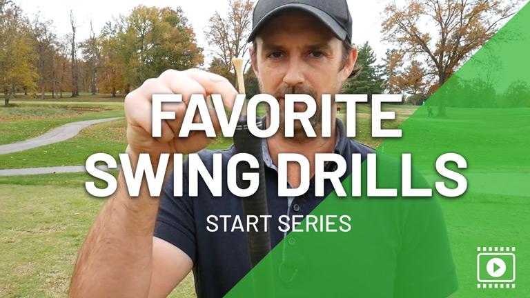 golf swing drills