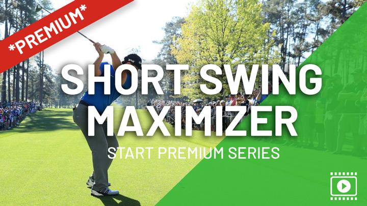 short golf swing