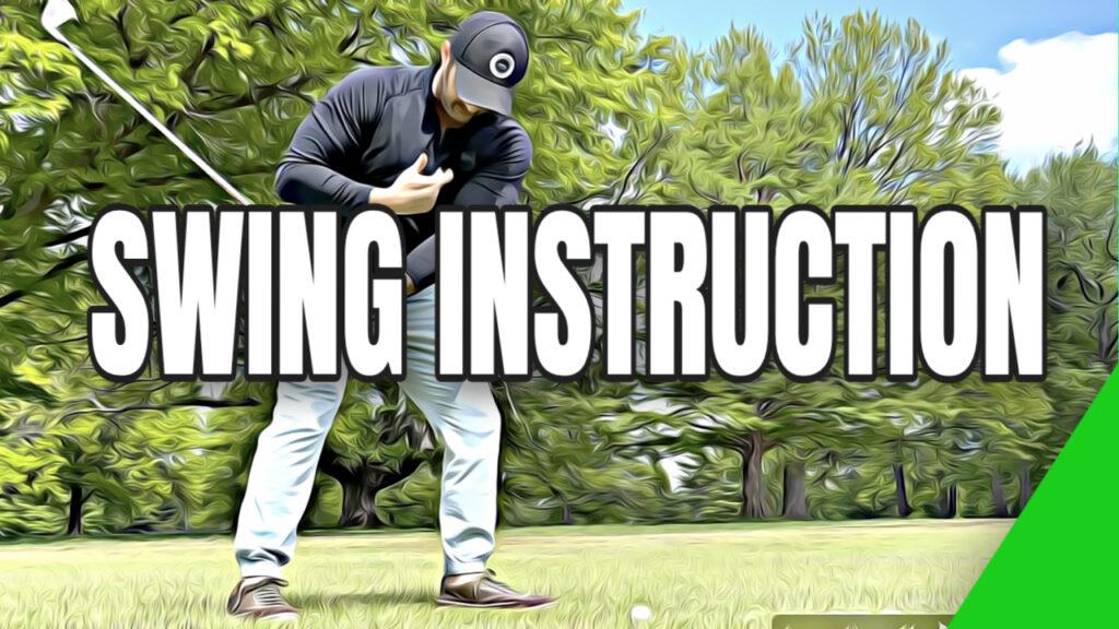 simple golf instruction
