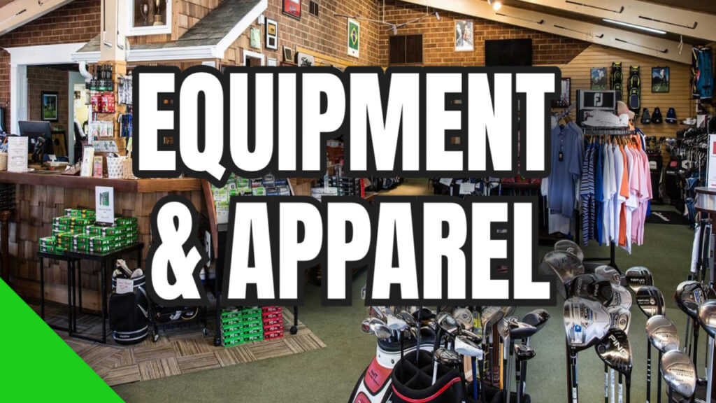 the art of simple golf EQUIPMENT reviews