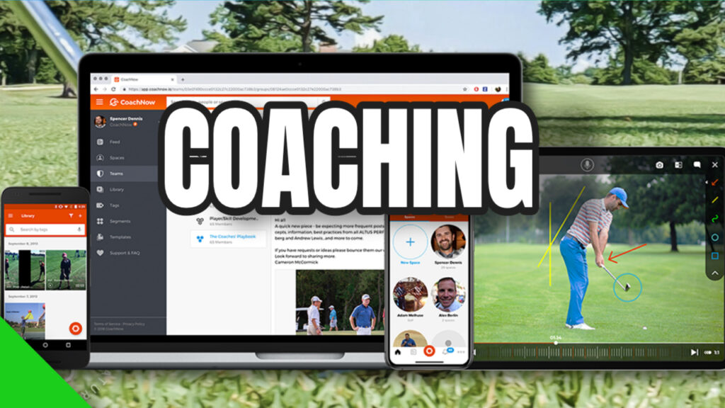 COACHING WITH ALEX FORTEY