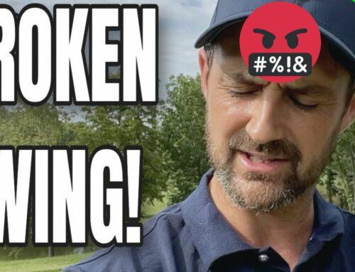 Repair A Broken Golf Swing After The Worst Round Of Golf