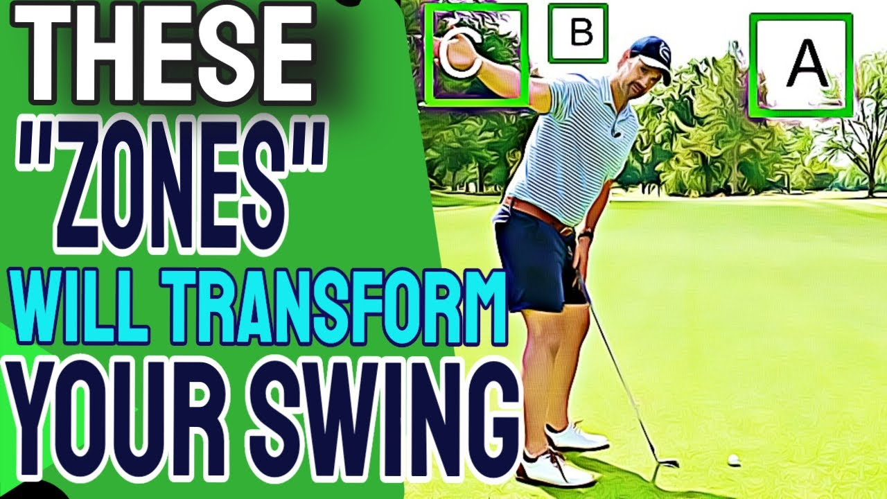 FORGET Positions And Try Golf Swing Zones For Incredible Results