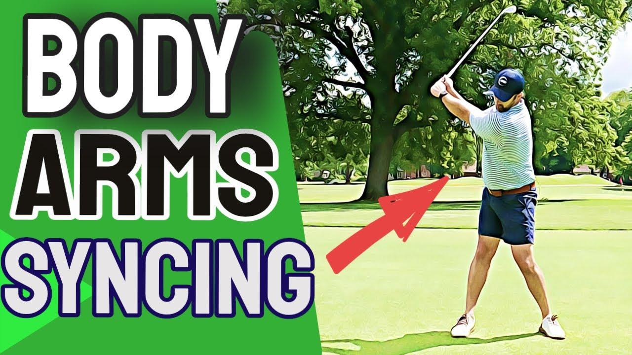 ARMS VS BODY GOLF SWING | STOP Getting It Wrong! [Ball Striking Nirvana]