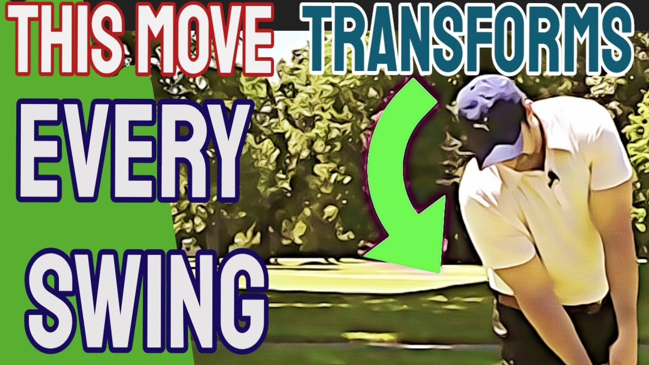 Simple Golf Technique For GAME-CHANGING Results For Club Golfers And Senior Golf Swings