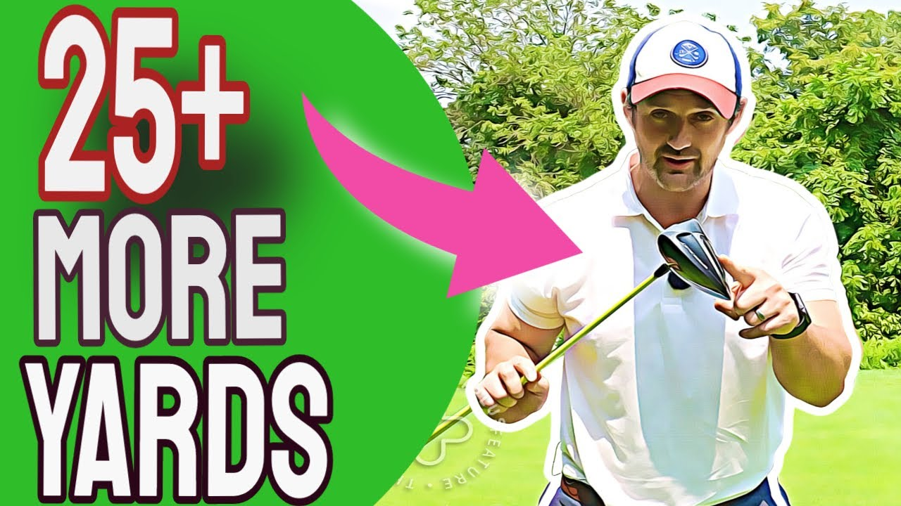 STOP Losing Distance Off The Tee | This Backswing Move Gives You 25+ Yards Fast
