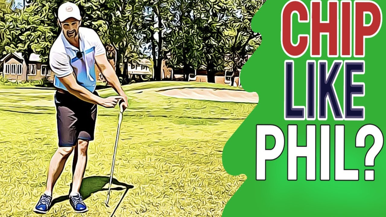 Golf Chipping Basics | Phil Mickelson Chipping Is It Right for You? | Best Chipping Tips