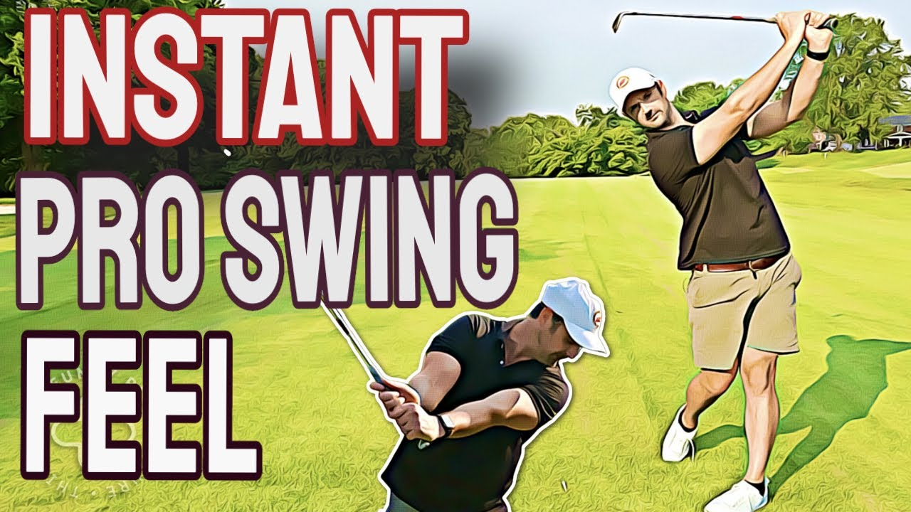 How To Swing A Golf Club BETTER With This MIRACLE Drill (works every time)