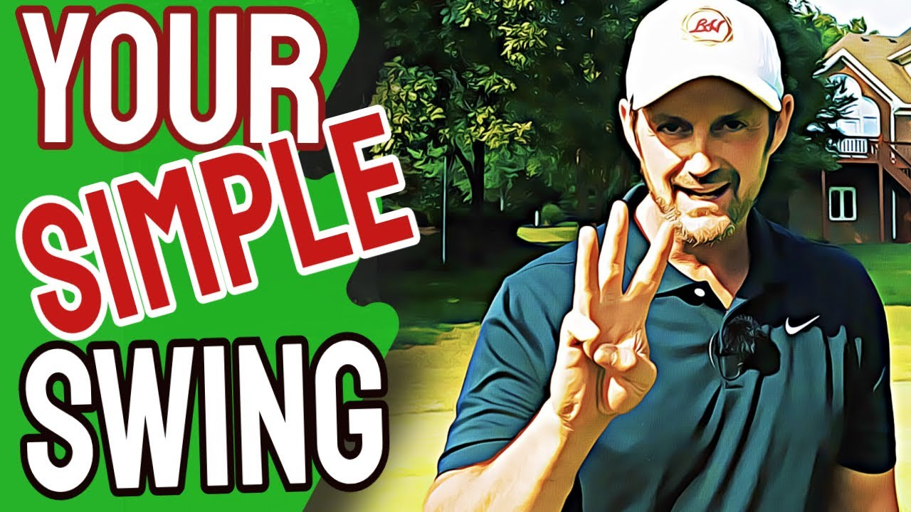 Get Better GOLF SWING Results By Following These 3 Simple Steps