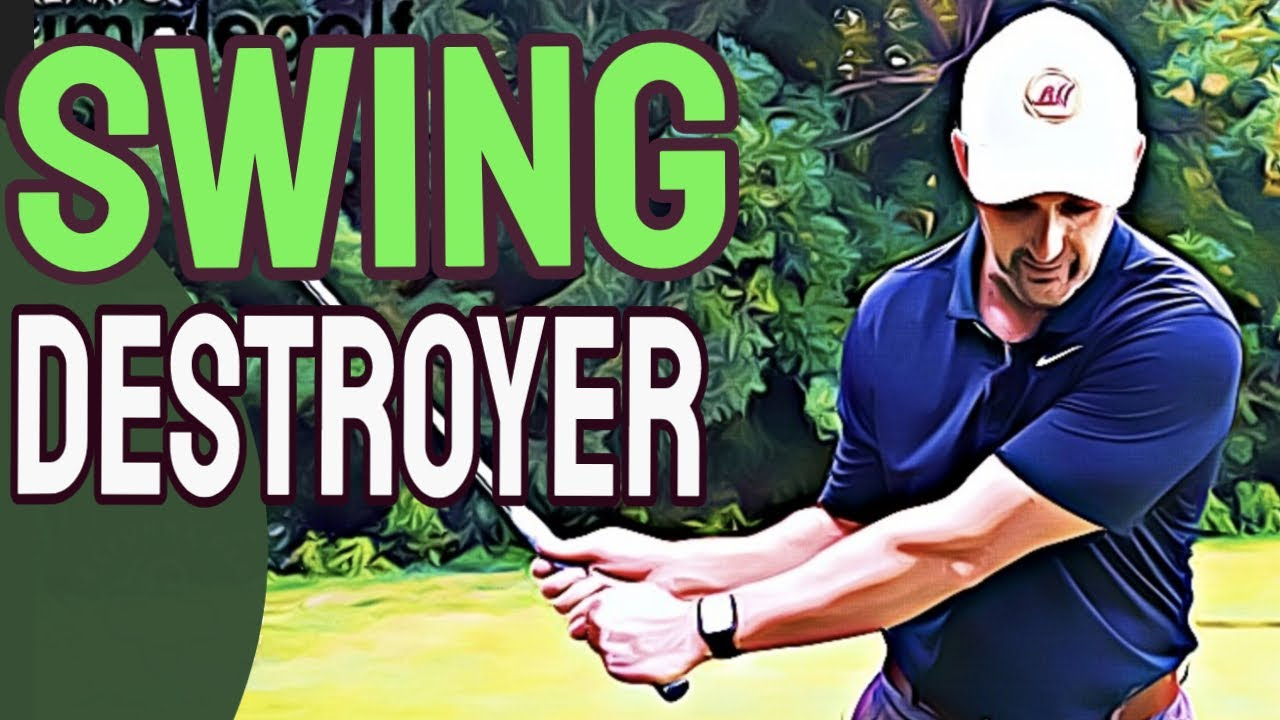 The Golf Swing Is So Much Easier When You STOP This Takeaway And Backswing Destroyer