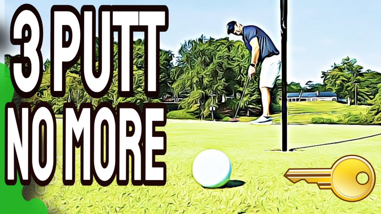 STOP 3 PUTTING When You Do THIS Putting Tip For Pro Level Distance Control That Club Golfers Mistake