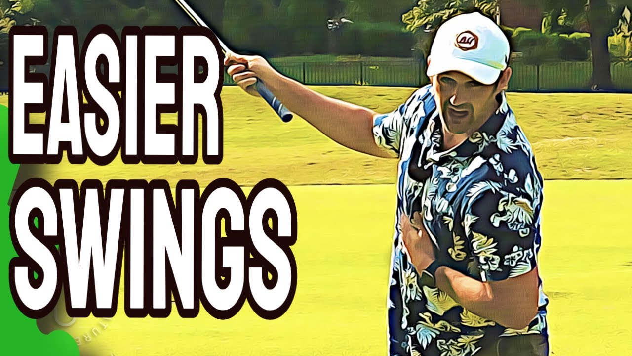 If You Lack Flexibility Or A Senior Golfer These Tips Will Make The Swing Much Easier