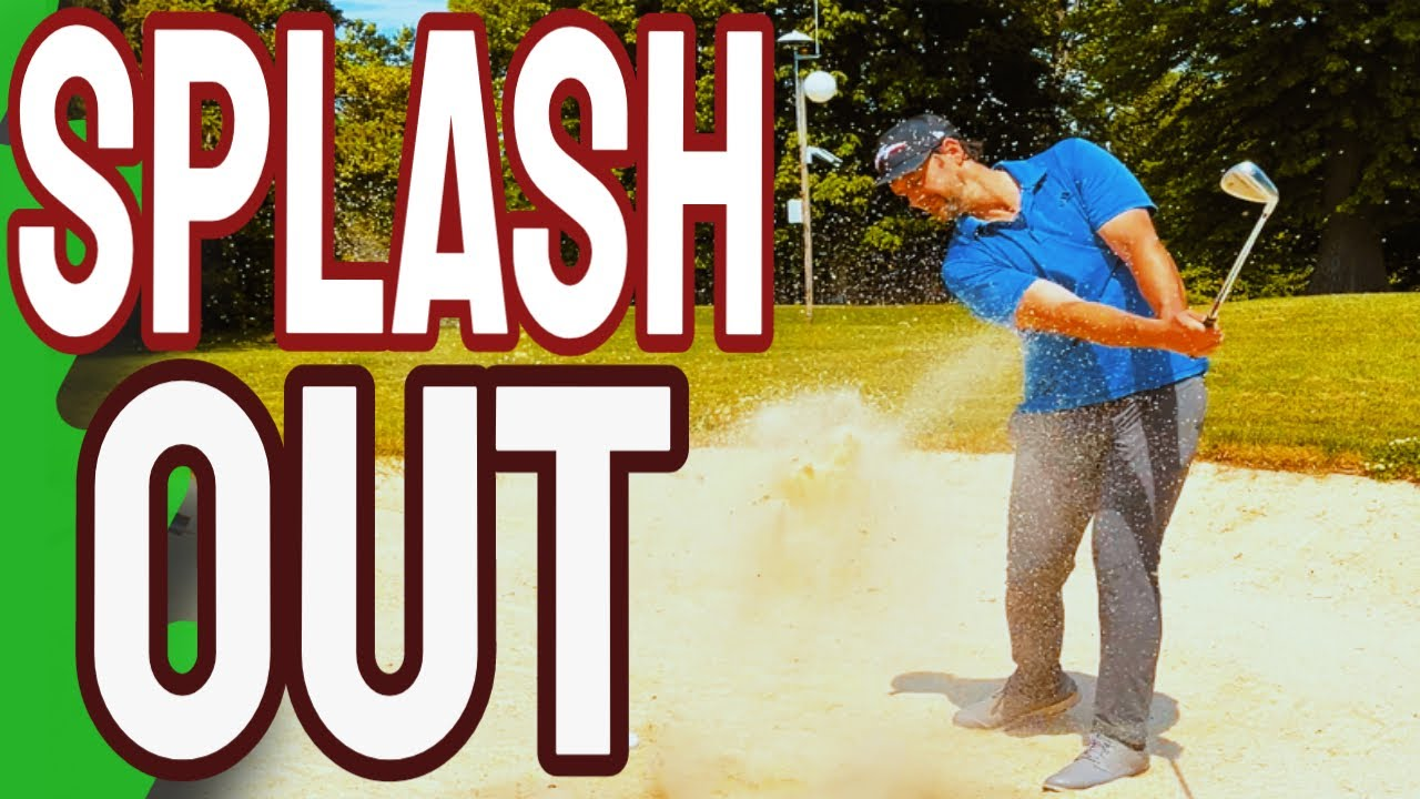 You Will SPLASH OUT With Confidence With These Simple Bunker Shot Tips
