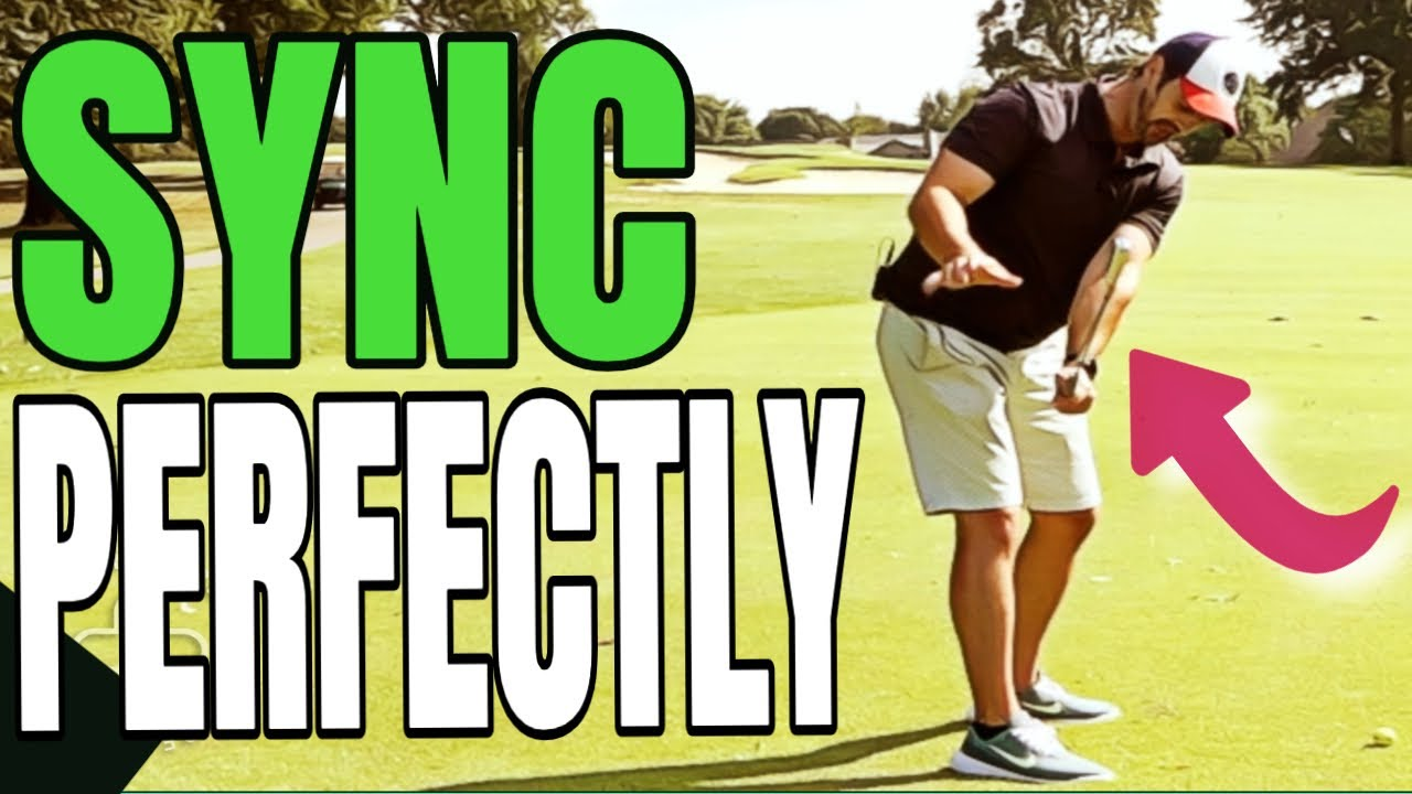 """When Your Golf Swing Feels """"off"""" Use These Easy Drills For Disconnected Golf Swing"""