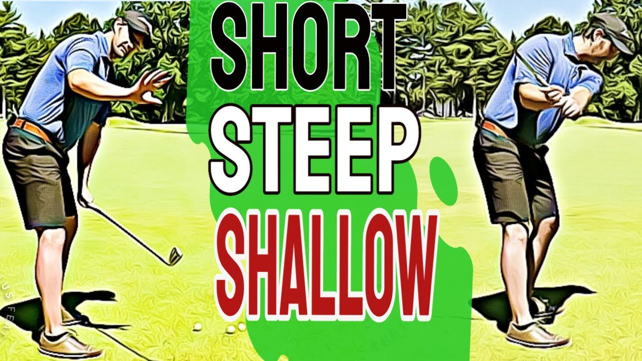 This Short Backswing Maximizer Is MUCH Easier To Shallow A Golf Swing Like Great Golf Ball Strikers