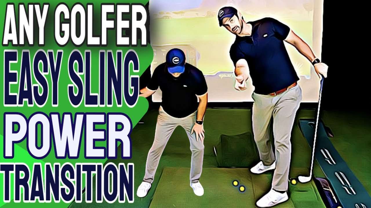 Downswing Transition Golf Move That EVERY GOLFER Can Do like Jon Rahm For Effortless Speed Boost