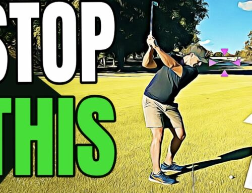 Over The Top Golf Swing Easy Fix And You Will Kick Yourself When You See What Causes It